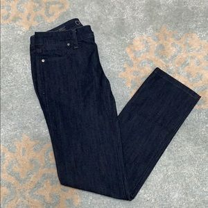 DL1961 Size 26 Grace High-Rose Straight Jean